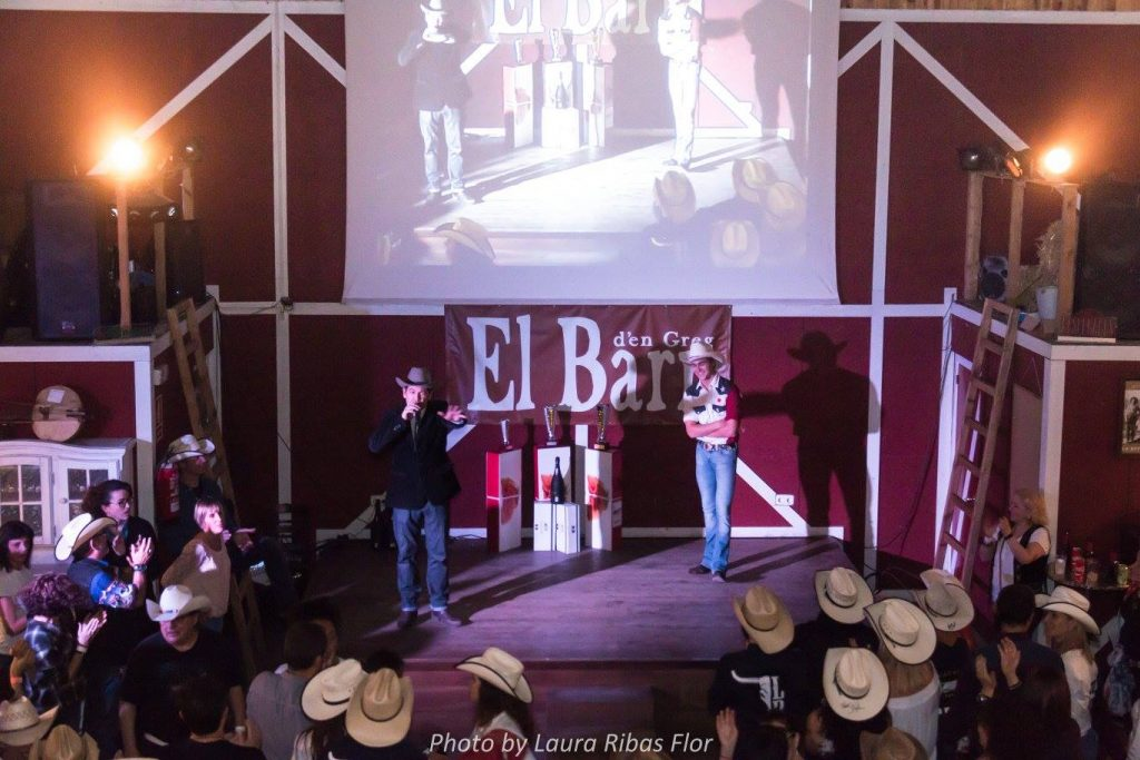 CONCURSO DE COUNTRY LINEDANCE 2017