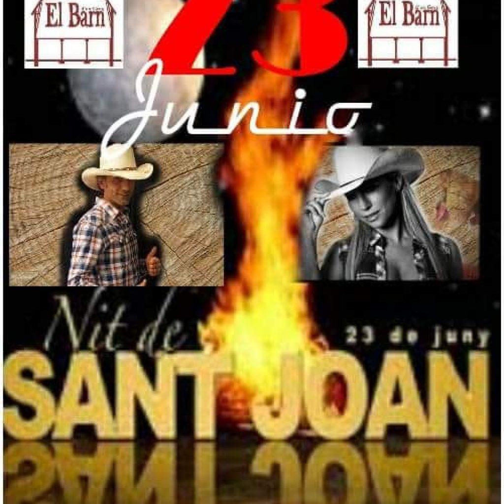 REVETLLA DE SANT JOAN COUNTRY STYLE!!